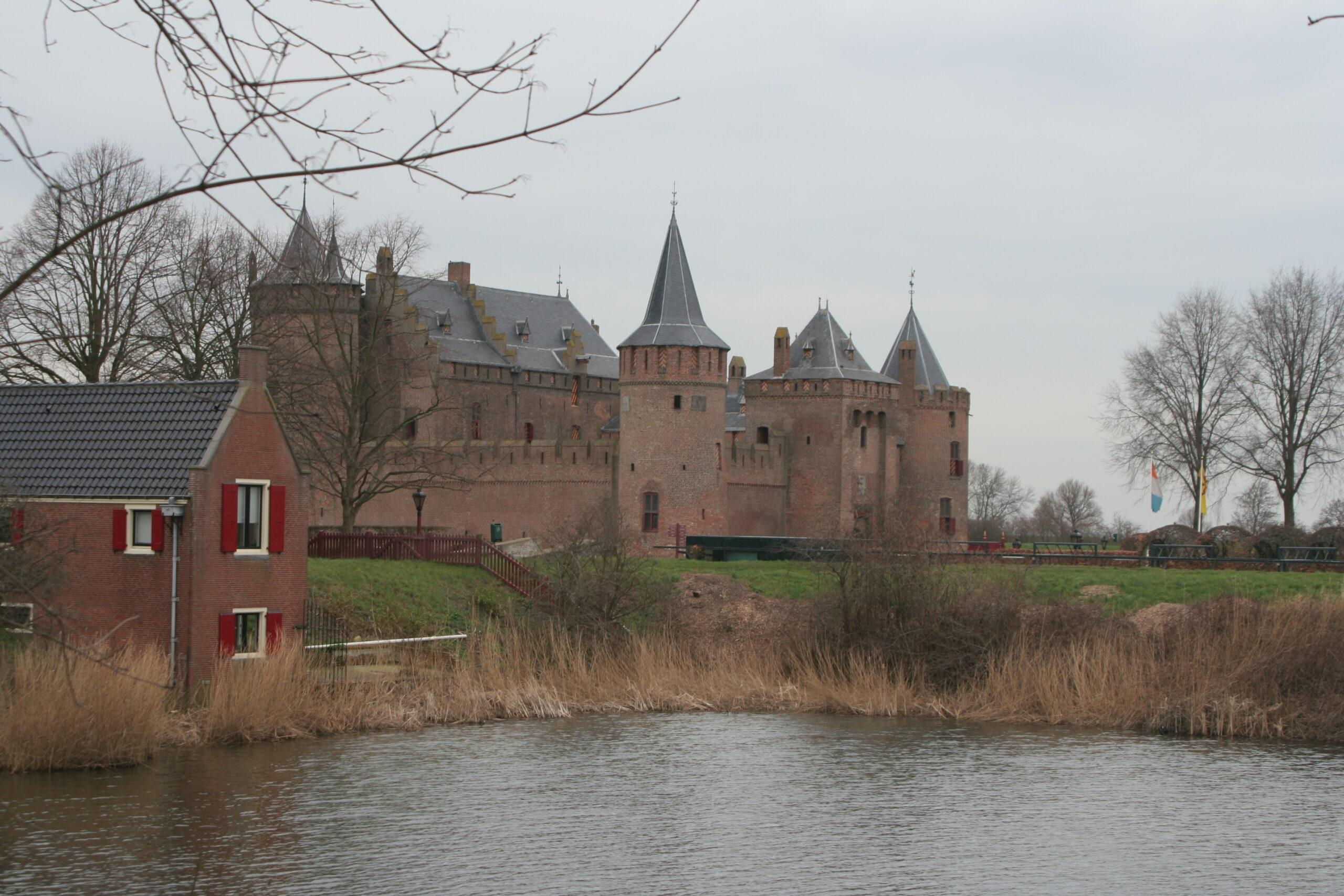 Muiderslot Waterliniepad