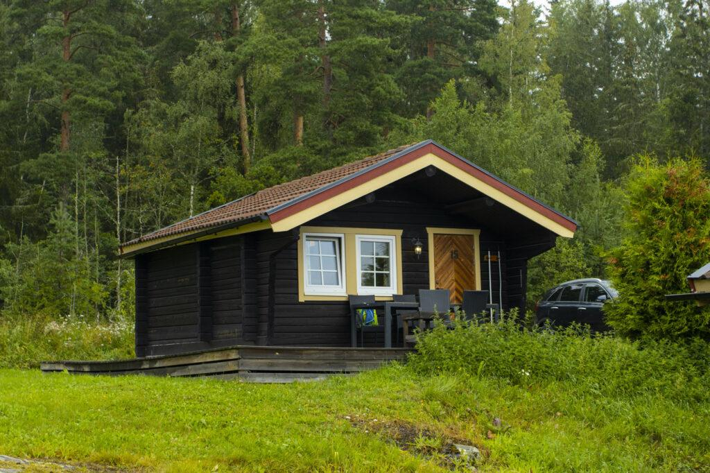 Charlottenberg Camping & Stugor - Haganäset